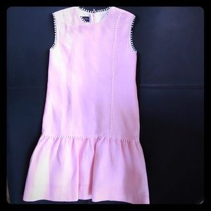 Girl's Oscar de la Renta dress